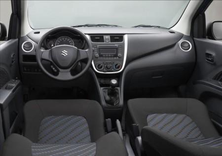 Suzuki Celerio Innenraum