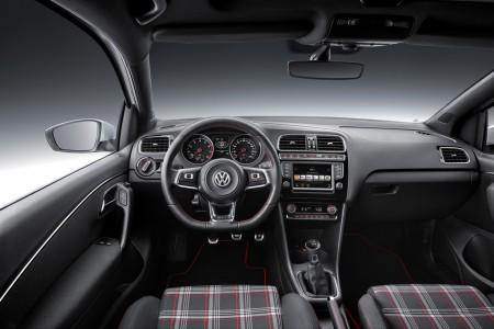 Volkswagen Polo GTI Innenraum Interiour