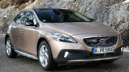 Volvo V40 T5-Benziner Crosscountry
