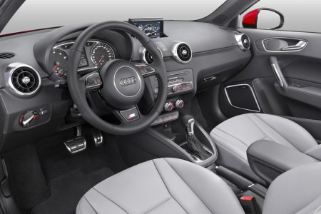 Audi A1 Innenraum