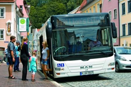 Bus Bushaltestelle