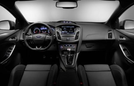 Ford Focus ST Innenraum
