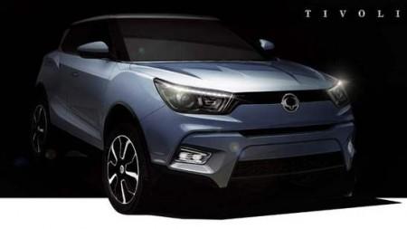 SsangYong Tivoli Kompakt SUV