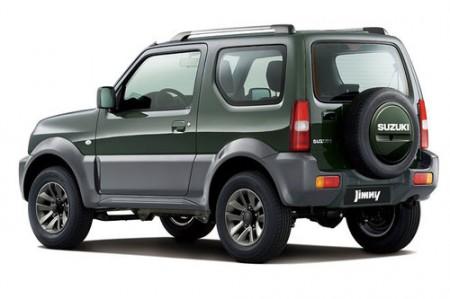 Suzuki Jimny Facelift