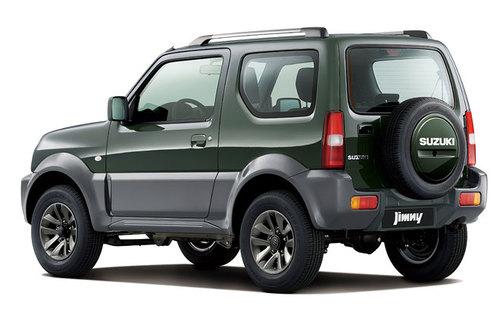 Suzuki Jimny Update   Billigstautos.com - Billige Autos - Infos & News