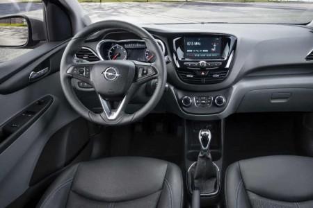 Opel Karl Innenraum