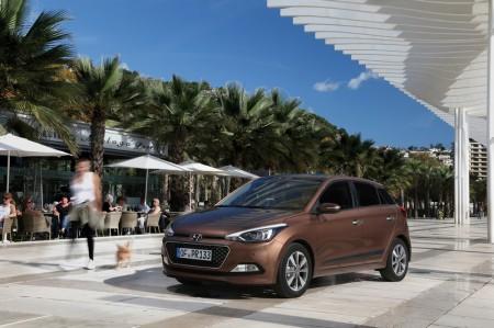 Sondermodell Hyundai i20 Intro Edition
