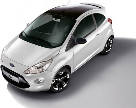 Ford Ka Black & White-Edition