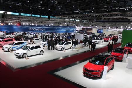 Vienna Autoshow 2015 Fotos Bilder