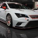 Vienna Autoshow 2015 Seat Leon Racecar