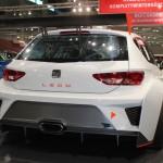 Vienna Autoshow 2015 Seat Leon Rennwagen