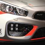 Vienna Autoshow 2015 Kia Ceed by Stohl Racing
