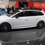 Vienna Autoshow 2015 Seat Leon ST Cupra Weltpremiere