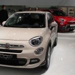 Vienna Autoshow 2015 Fiat 500X