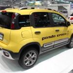 Vienna Autoshow 2015 Fiat Panda Cross