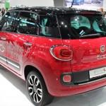 Vienna Autoshow 2015 Fiat 500 L