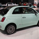 Vienna Autoshow 2015 Fiat 500