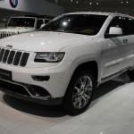 Vienna Autoshow 2015 Jeep Grand Cherokee