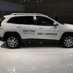 Vienna Autoshow 2015 Jeep Cherokee