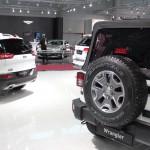 Vienna Autoshow 2015 Jeep Geländewagen Modelle