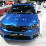 Vienna Autoshow 2015 Skoda Octavia Combi