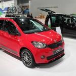 Vienna Autoshow 2015 Skoda Citigo