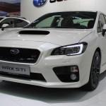 Vienna Autoshow 2015 Subaru WRX STI
