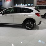 Vienna Autoshow 2015 Subaru XV Forester