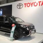 Vienna Autoshow 2015 Toyota Land Cruiser