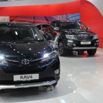 Vienna Autoshow 2015 Toyota RAV4 HiLux