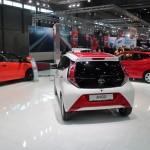 Vienna Autoshow 2015 Toyota Aygo