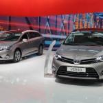 Vienna Autoshow 2015 Toyota Verso Avensis