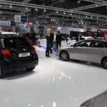Vienna Autoshow 2015 Toyota Yaris Auris