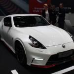 Vienna Autoshow 2015 Nissan 370Z Nismo