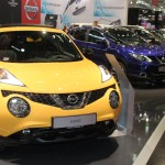 Vienna Autoshow 2015 Nissan Juke