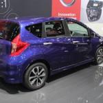 Vienna Autoshow 2015 Nissan Note