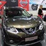 Vienna Autoshow 2015 Nissan X-Trail