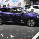 Vienna Autoshow 2015 Nissan Pulsar