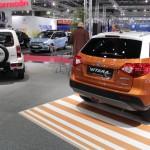 Vienna Autoshow 2015 Suzuki Vitara Jimny