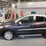 Vienna Autoshow 2015 Suzuki SX4 S-Cross