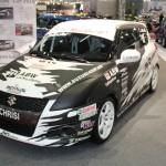 Vienna Autoshow 2015 Suzuki Swift Rennauto