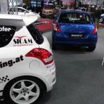 Vienna Autoshow 2015 Suzuki Swift