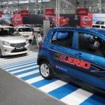 Vienna Autoshow 2015 Suzuki Celerio