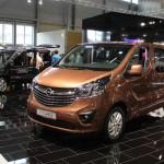 Vienna Autoshow 2015 Opel Vivaro