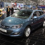 Vienna Autoshow 2015 Opel Astra Kombi