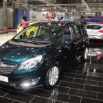 Vienna Autoshow 2015 Opel Meriva