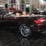 Vienna Autoshow 2015 Opel Cascada