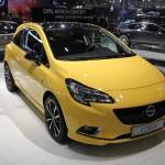 Vienna Autoshow 2015 Opel Corsa