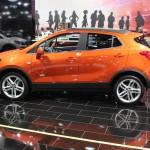 Vienna Autoshow 2015 Opel Mokka