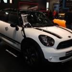 Vienna Autoshow 2015 Mini Countryman